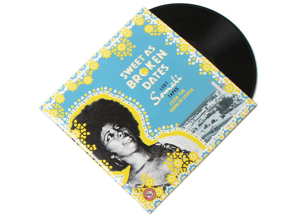 V/A - Sweet As Broken Dates: Lost Somali Tapes from the Horn of Africa (2xLP) Ostinato Records