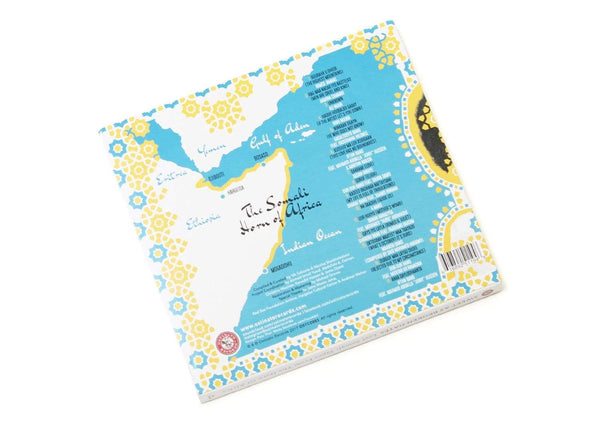 V/A - Sweet As Broken Dates: Lost Somali Tapes from the Horn of Africa (CD) Ostinato Records