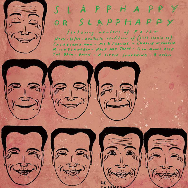 Slapp Happy - Acnalbasac Noom (LP - Limited Green Vinyl) Our Swimmer