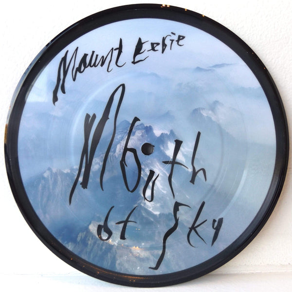 "Mount Eerie - 2 remixes by Wolves In The Throne Room (7"" - Picture Disc) P.W. Elverum & Sun, Ltd."