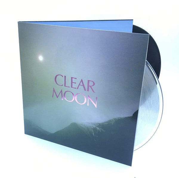 Mount Eerie - Clear Moon/Ocean Roar (2xLP - Clear/Black Vinyl) P.W. Elverum & Sun, Ltd.