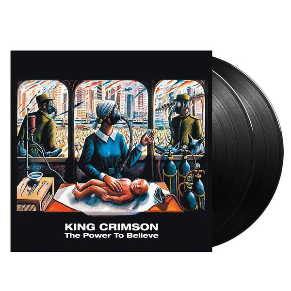 King Crimson - The Power To Believe (2xLP) Panegyric