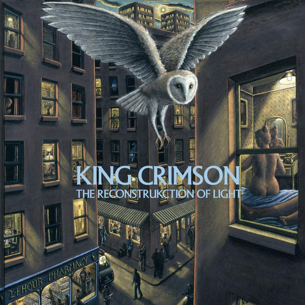 King Crimson - The ReconstruKction Of Light (2xLP) Panegyric