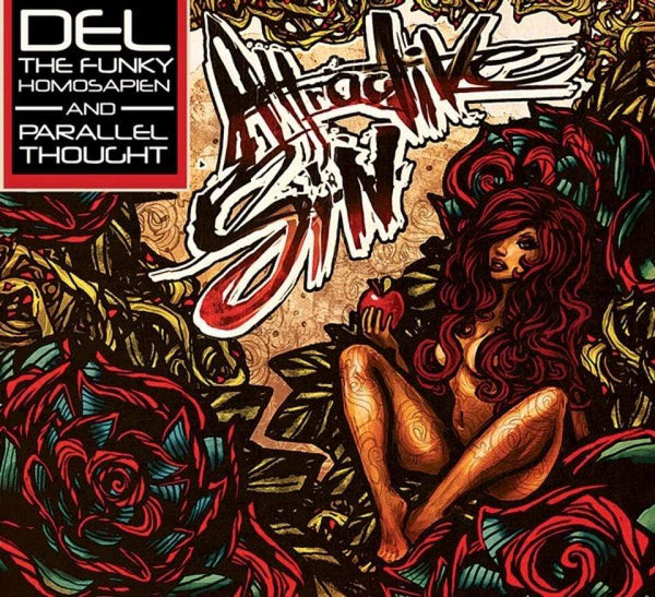 Del The Funky Homosapien & Parallel Thought - Attractive Sin (CD) Parallel Thought LTD.