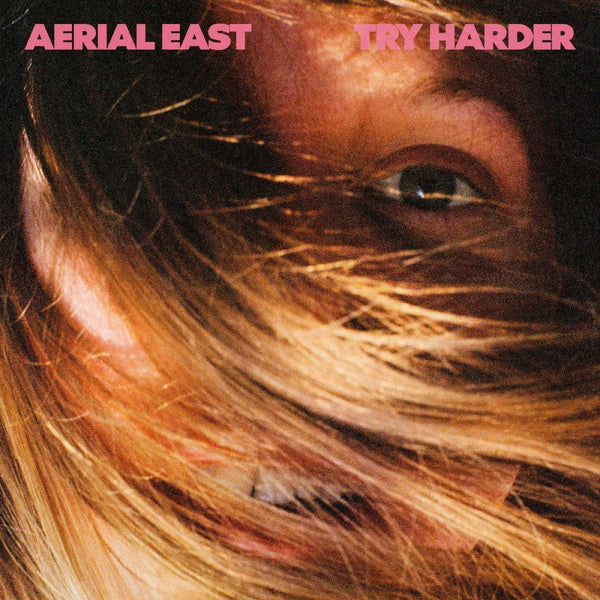 Aerial East - Try Harder (LP - GOLD VINYL) Fat Beats