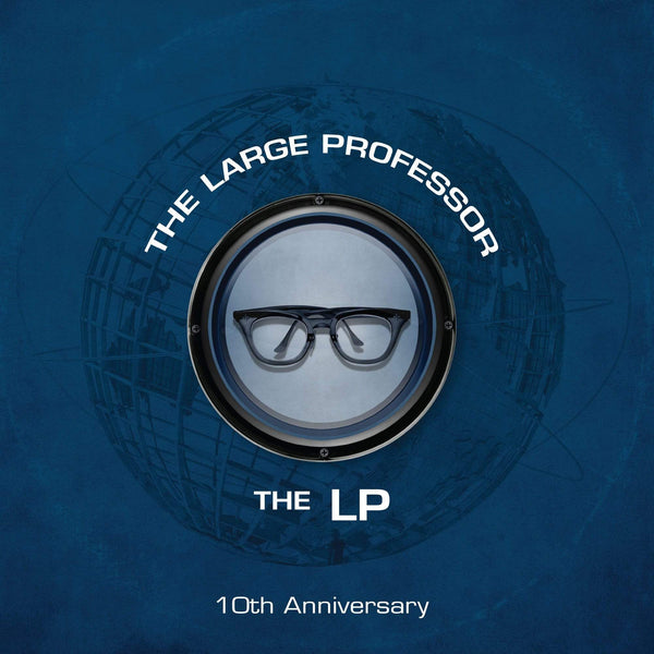 The Large Professor - The LP: 10th Anniversary Edition (2xLP - Metallic Silver Vinyl) Paul Sea Productions