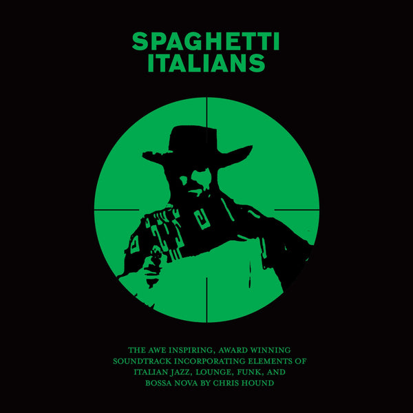 Chris Hound - Spaghetti Italians (Cassette) Paxico Records