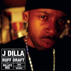 J Dilla - Ruff Draft: Dilla's Mix (Cassette) Pay Jay Productions