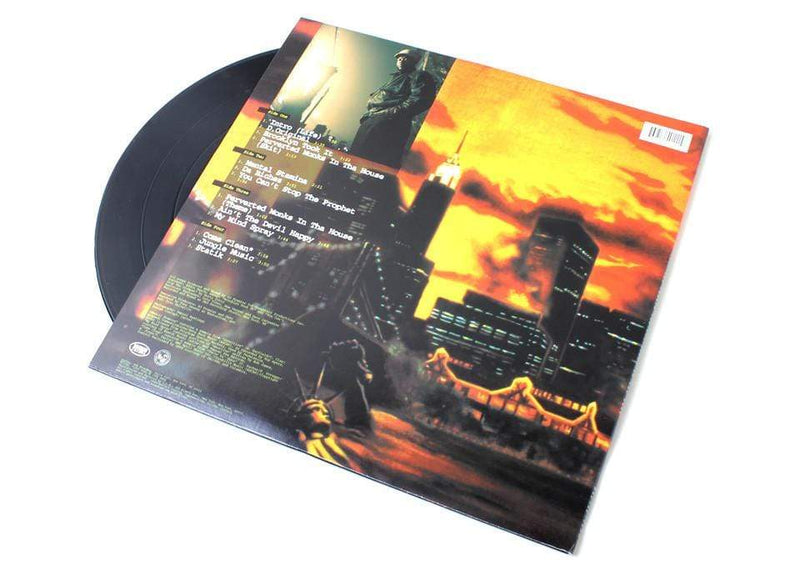 Jeru The Damaja - The Sun Rises In The East (2xLP - Reissue) PayDay Records