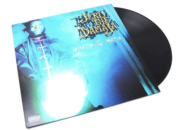 Jeru The Damaja - Wrath of the Math (2xLP) PayDay Records
