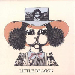 Little Dragon - Little Dragon (CD) Peacefrog Records