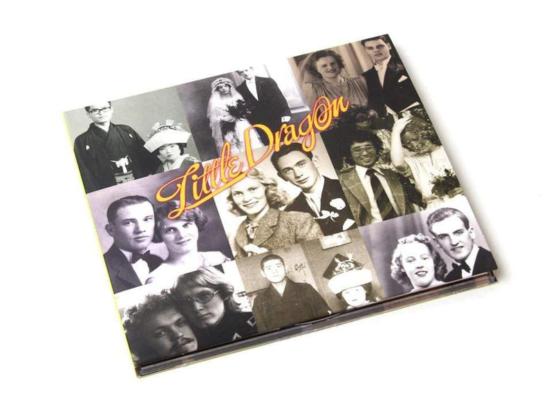 Little Dragon - Ritual Union (CD) Peacefrog Records
