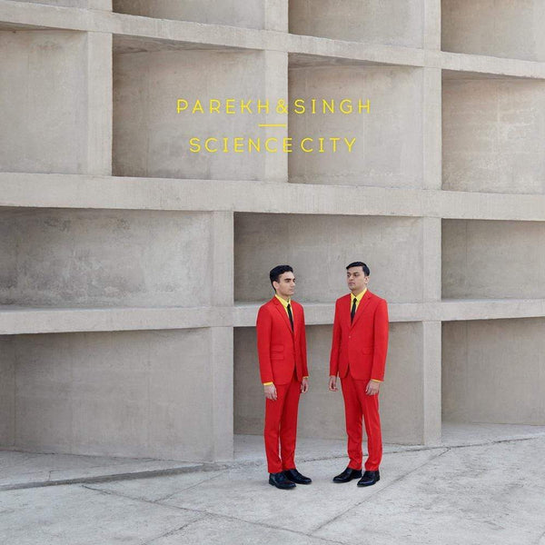 Parekh & Singh - Science City (CD) Peacefrog Records