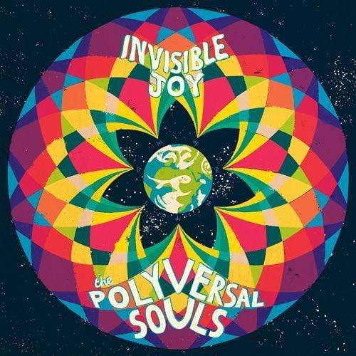 Polyversal Souls - Invisible Joy (2xLP - Gatefold + DL Card) Philophon