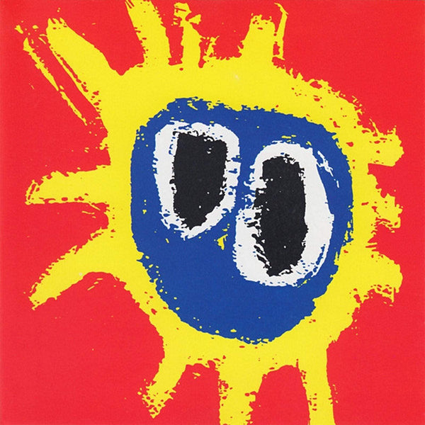 Primal Scream - Screamadelica (2xLP - 180 Gram Red/Yellow Vinyl) Plain Recordings
