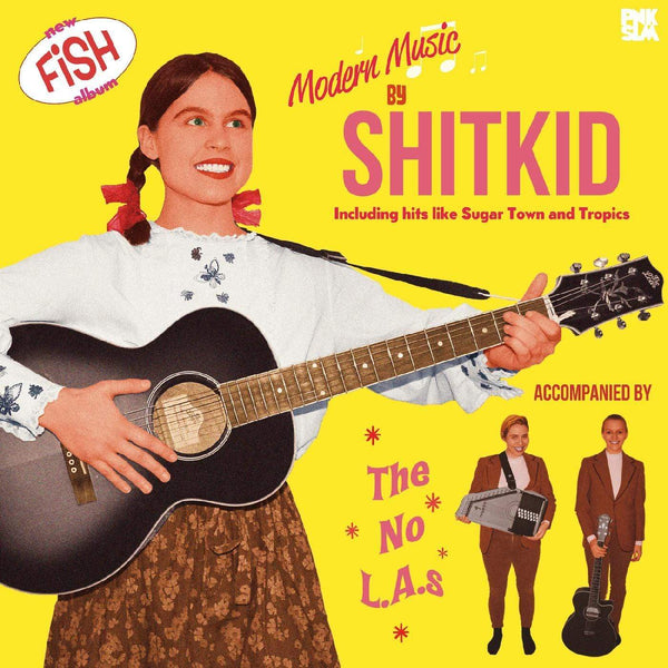ShitKid - Fish (LP - Expanded Edition) PNKSLM Recordings