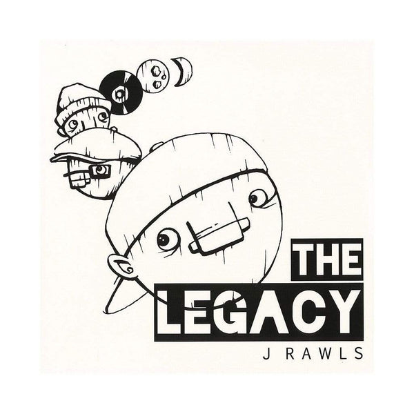 J. Rawls - The Legacy (LP) Polar Entertainment