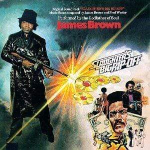 James Brown - Slaughter's Big Rip-Off Soundtrack (LP) Polydor