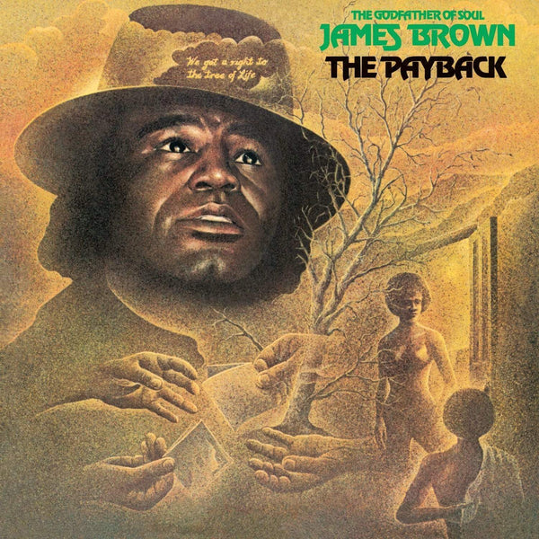 James Brown - The Payback (2xLP) Polydor