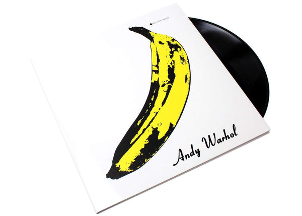 The Velvet Underground & Nico - The Velvet Underground & Nico: 50th Anniversary Edition (LP - Peelable Banana Cover + Booklet - Gatefold) Polydor