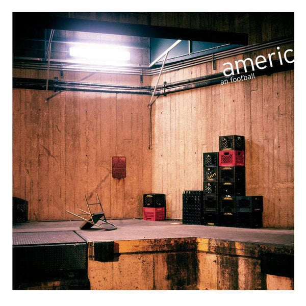 American Football - American Football EP (Cassette) Polyvinyl