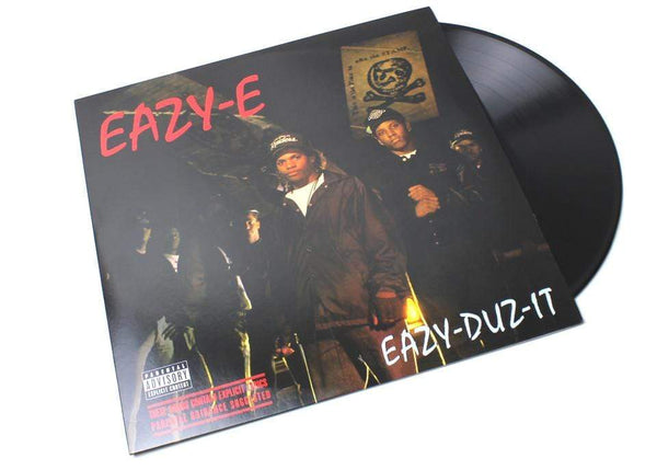 Eazy-E - Eazy Duz It (LP) Priority