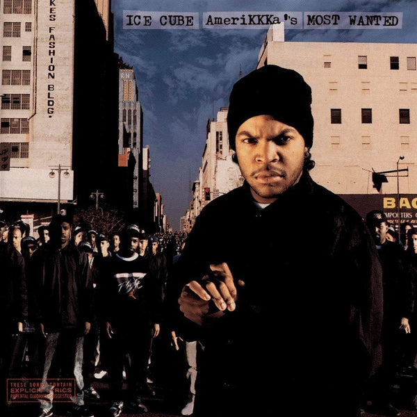 Ice Cube - AmeriKKKa's Most Wanted (LP) Priority