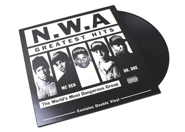 N.W.A. - Greatest Hits (2xLP) Priority