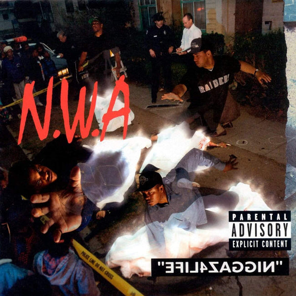 N.W.A. - Niggaz4life (LP - Deluxe Reissue + 3D Lenticular Cover) Priority