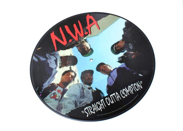 N.W.A. - Straight Outta Compton (LP - Picture Disc Reissue) Priority