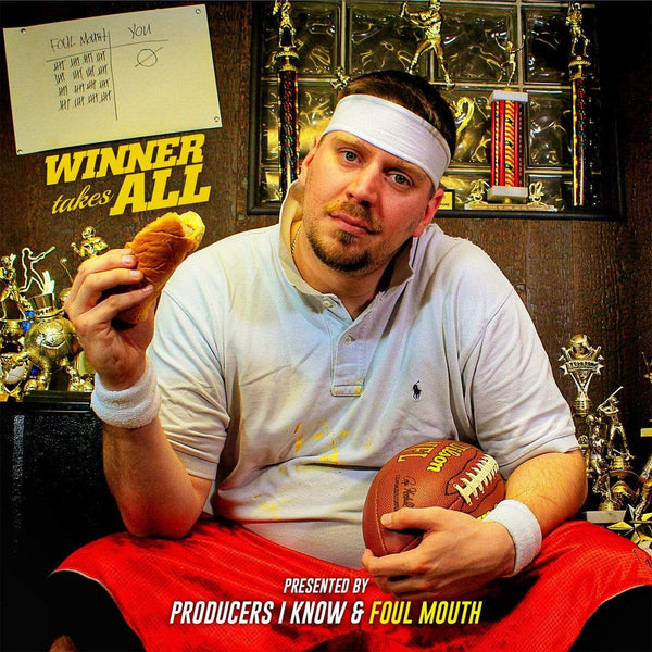 Foul Mouth - Winner Takes All (Cassette) Producers I Know