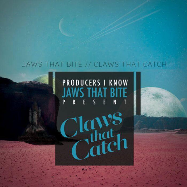 Jaws That Bite - Claws That Catch (Cassette) Producers I Know