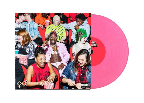 Lil Yachty - Teenage Emotions (LP - Pink Vinyl) Quality Control Music