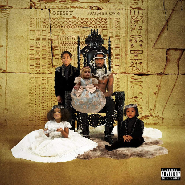 Offset - FATHER OF 4 (2xLP) Quality Control Music