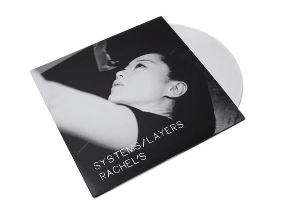 Rachel's - systems/layers (LP - White Vinyl) Quarterstick Records