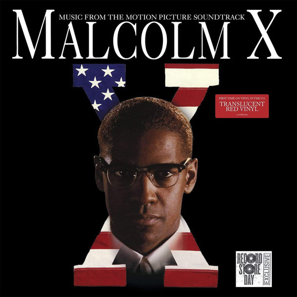 V/A - Malcolm X: Music From The Motion Picture (LP) Qwest