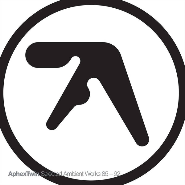 Aphex Twin - Selected Ambient Works 85-92 (2xLP - Reissue) R&S Records