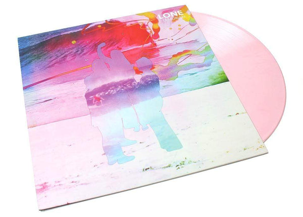 Lone - Lemurian (LP - Pink Vinyl + Download Card) R&S Records