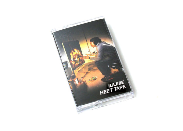 Ilajide - Heet Tape (Cassette) Rappers I Know