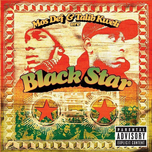 Black Star - Mos Def & Talib Kweli Are Black Star (LP - Picture Disc) Rawkus