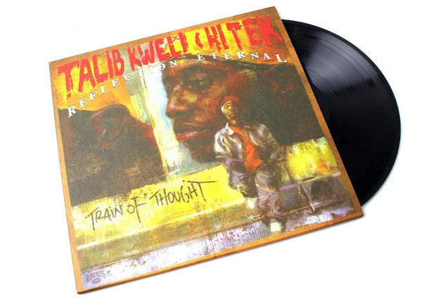 Reflection Eternal - Train of Thought (2xLP - Reissue) Rawkus