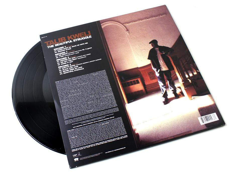Talib Kweli - The Beautiful Struggle (2xLP - Reissue) Rawkus