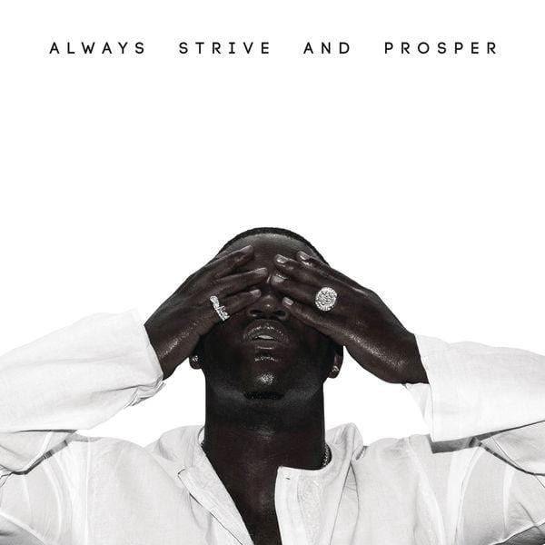 A$AP Ferg - Always Strive And Prosper (2xLP - White Vinyl - Gatefold + Download Card) RCA