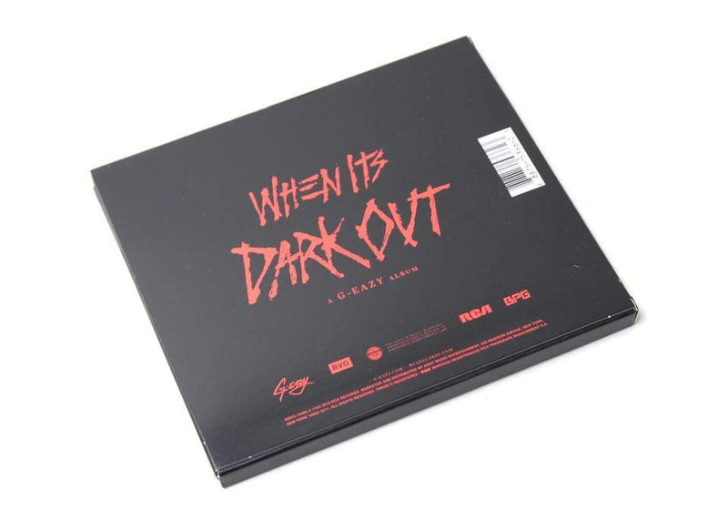 G-Eazy - When It's Dark Out (CD) RCA
