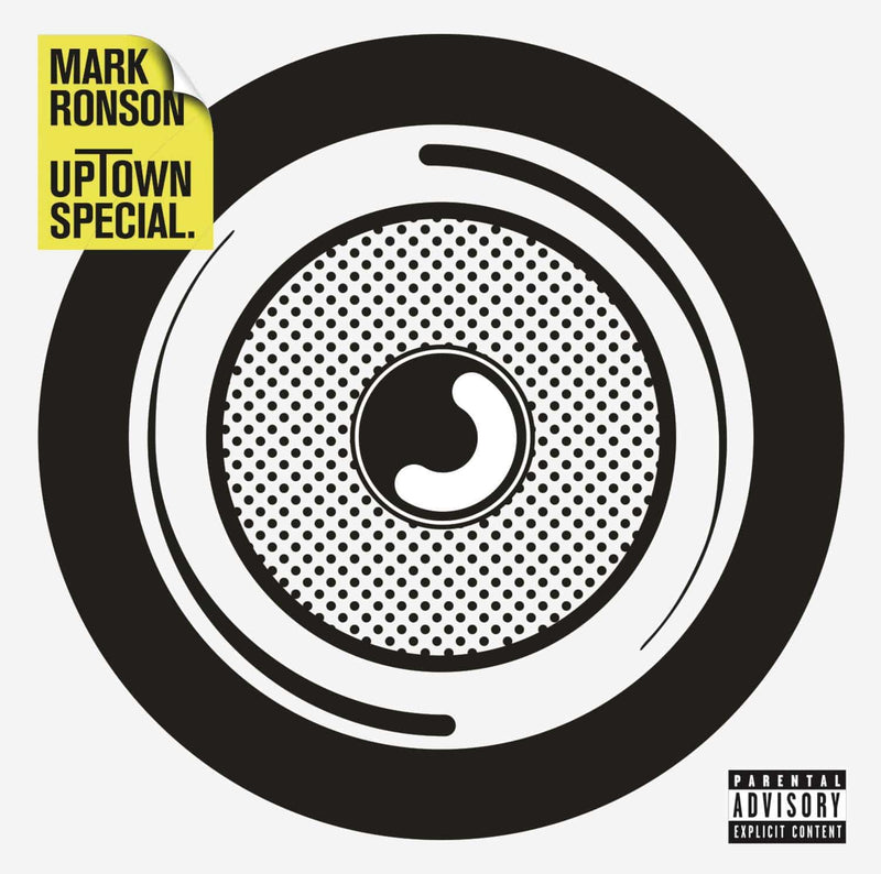 Mark Ronson - Uptown Special (LP - Yellow Vinyl + Download Card) RCA