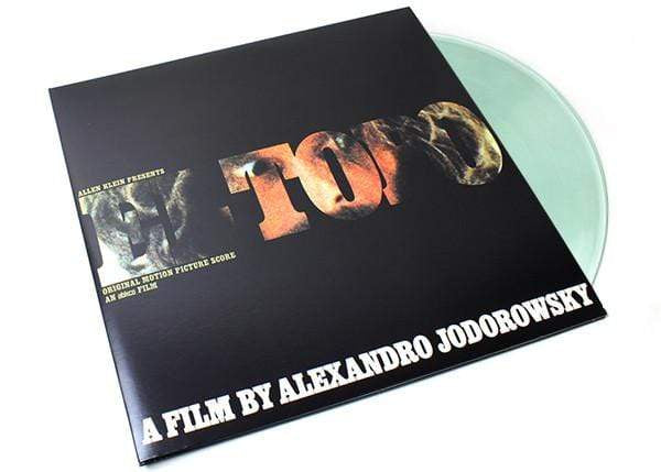 Alejandro Jodorowsky - El Topo: Original Soundtrack (LP - Clear Vinyl - Limited Edition) Real Gone Music