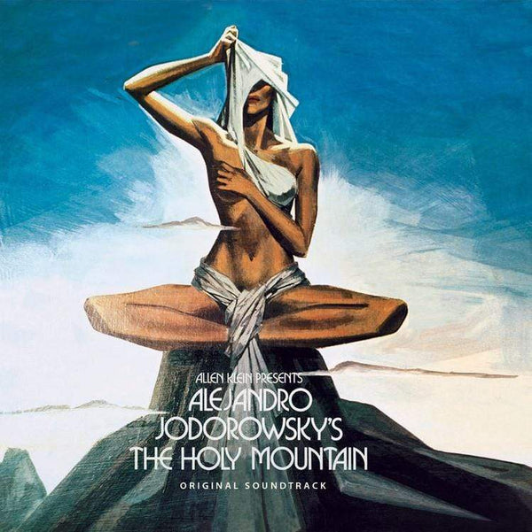 Alejandro Jodorowsky - The Holy Mountain: Original Soundtrack (2xLP - White Vinyl - Limited Edition) Real Gone Music