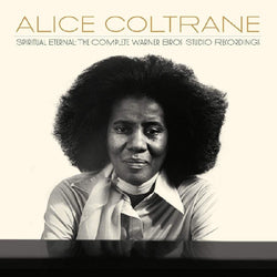 Alice Coltrane - Spiritual Eternal: The Complete Warner Bros. Studio Recordings (2xCD) Real Gone Music