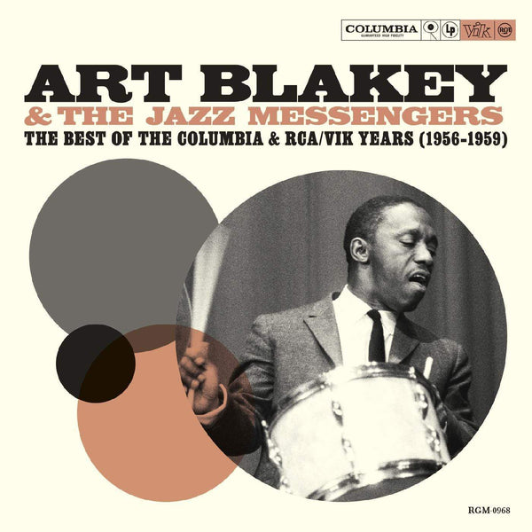 Art Blakey & The Jazz Messengers - The Best of the Columbia & RCA/Vik Years (1956-1959) (2xCD) Real Gone Music