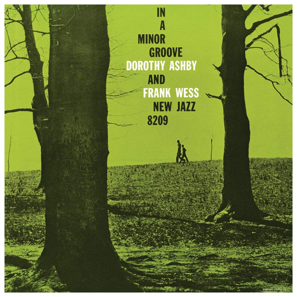 Dorothy Ashby & Frank Wess - In a Minor Groove (LP - Limited Neon Green Vinyl) Real Gone Music